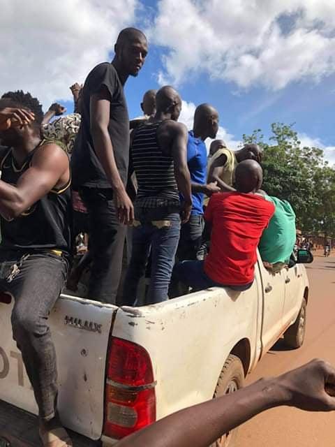 Kankan : les jeunes manifestants libérés