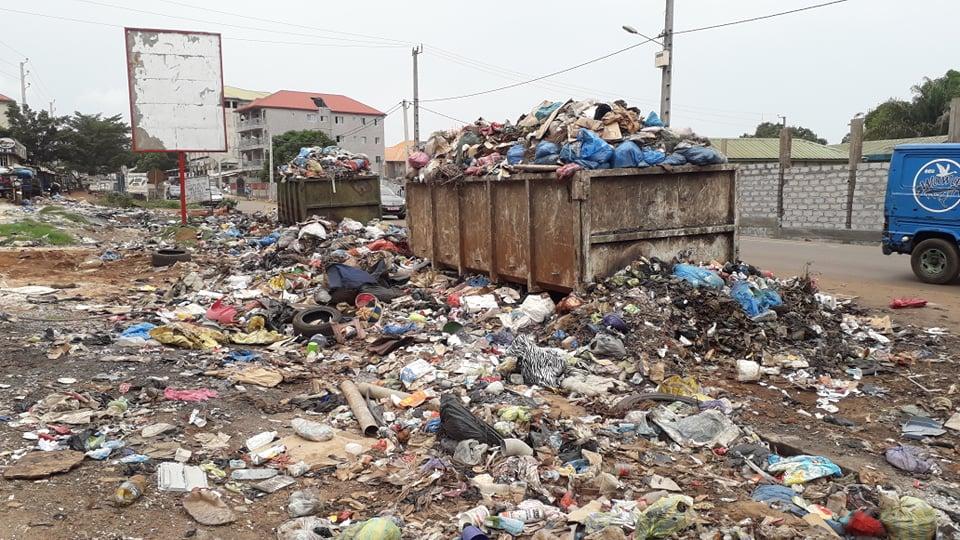 Salubrité publique: la mission impossible du gouvernement guinéen