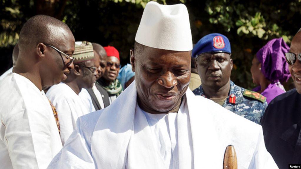 La justice américaine veut saisir une villa de l'ancien président gambien Yaya Jammeh