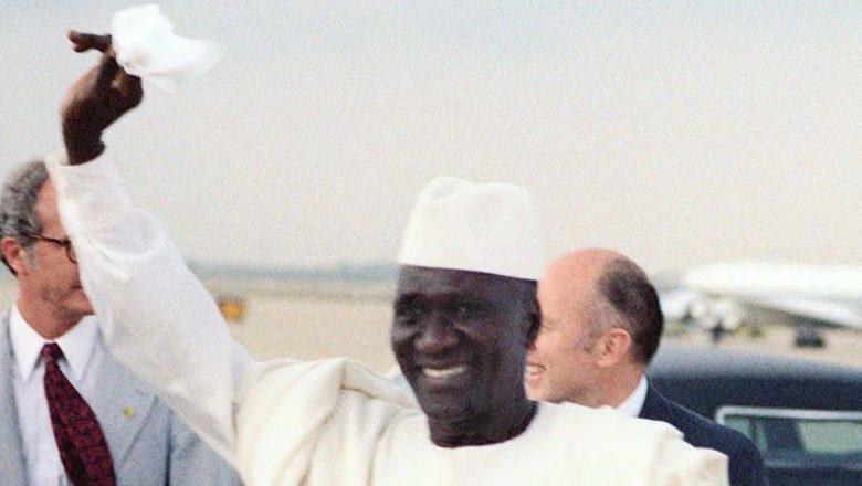 Conakry : la tombe de Sékou Touré profanée. Un homme en uniforme interpellé