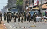 Guinée: L'armée réquisitionnée, internet coupé, Alpha veut faire un hold-up sans témoin !