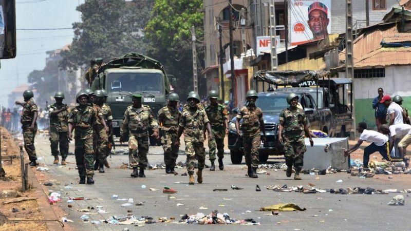 Guinée: Amnesty International dénonce la répression politique