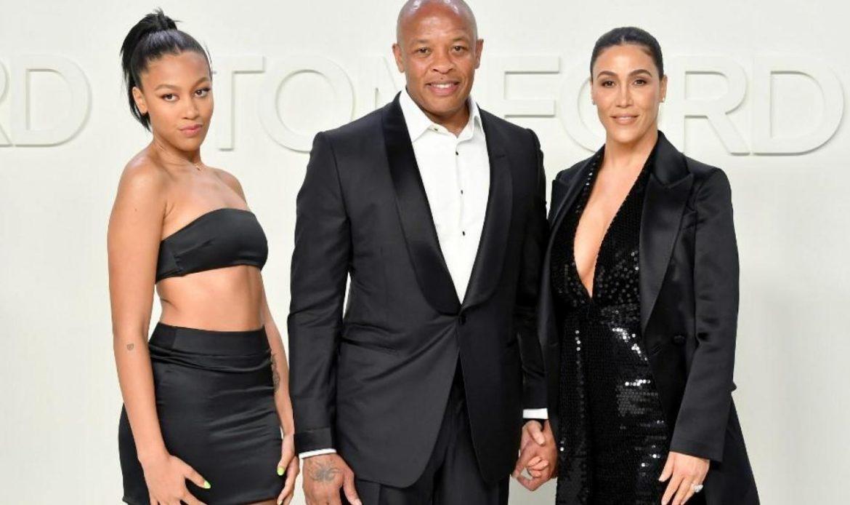 Dr Dre: sa femme demande le divorce au bout de 24 ans de mariage