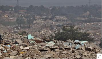 En Guinée, les victimes d'expulsions forcées draconiennes demandent justice