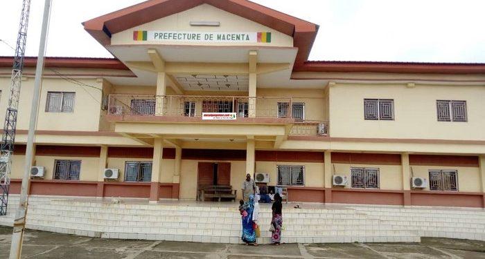 Boffossou (Macenta): une dame égorgée dans les locaux de la police, le chef de poste accusé