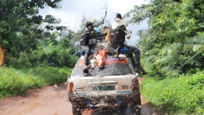 Dégradation de l'axe routier Dubréka  Kollet-Télimélé : un voyage au bout de l'enfer !