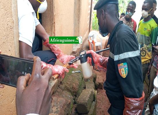 Yomou: Jonas Kpoghomou tue toute sa famille avant de se suicider…