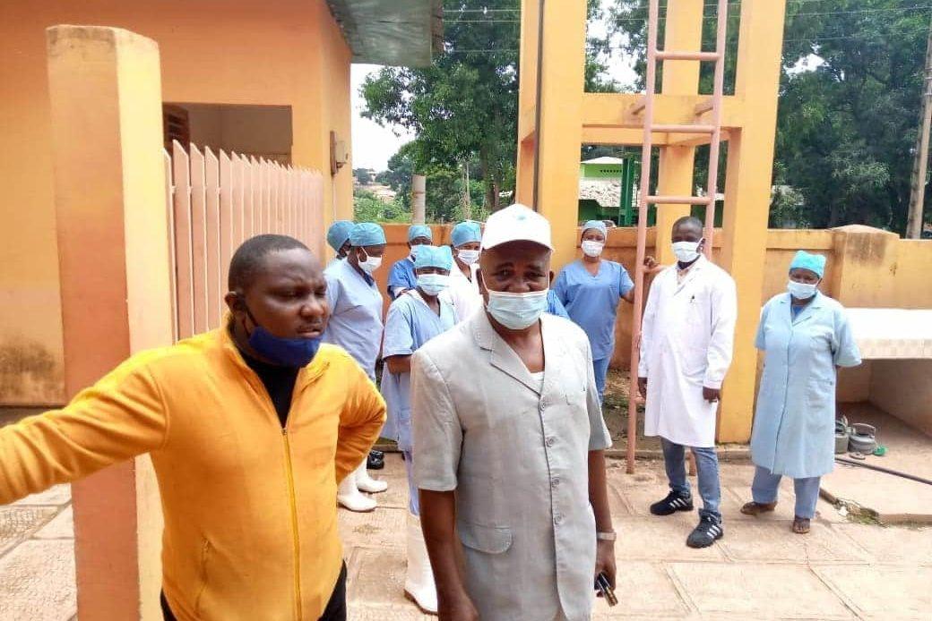 Covid 19 en Guinée: désormais un centre de dépistage à Labé