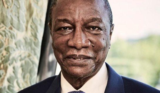 Présidentielle en Guinée : Alpha Condé confirme la date du 18 octobre 2020