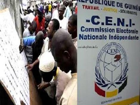 Révision du fichier électoral : un prolongement n'est pas envisagé par la CENI