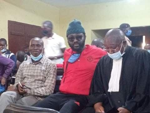 """Se considérant """"prisonnier politique"""", Foniké Mengué fait des révélations à la barre"""