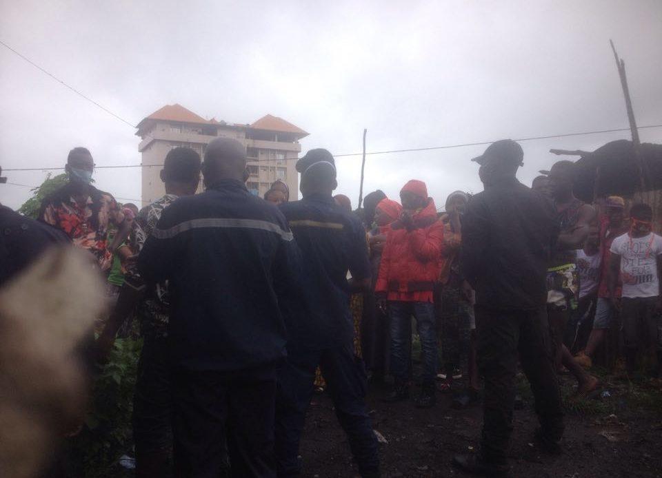 """Conakry: la mort """"mystérieuse"""" d'une Étrangère dans un bidonville à Kipé"""