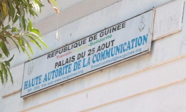 Guinée : les membres de la HAC nommés