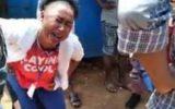 Conakry : renvoyée pour fraude, une candidate au bac veut se suicider (vidéo)