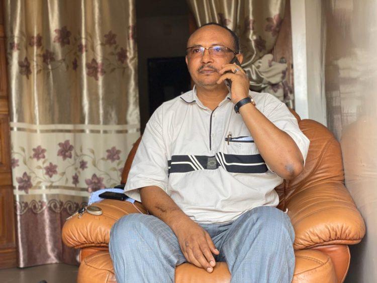 Chérif Abdallah interpelle les militants du RPG, le parti au pouvoir
