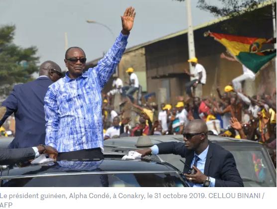 « Dix ans après l'élection d'Alpha Condé, il est temps de faire le deuil de la Guinée promise »