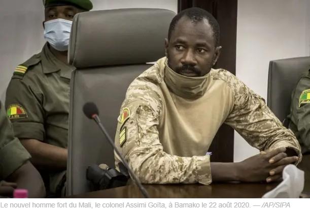 Mali : La Cédéao obtient une transition militaire de 3 ans et la libération du président Keïta