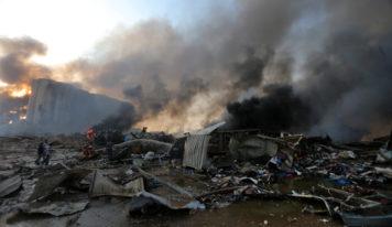 Liban : deux explosions mortelles à Beyrouth
