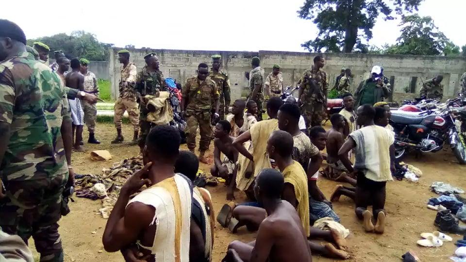 """N'Zérékoré: Les détenus de Kankan, une """"épine dans le pied"""" des autorités…"""
