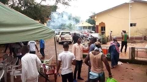 Dubréka : des blessés et des dégâts dans une attaque perpétrée contre le domicile du Kountigui de la Basse côte