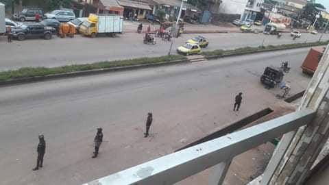 Conakry : un manifestant tué par balle à Dar-es-salam
