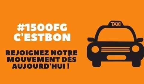 """Covid-19 en Guinée : le mouvement citoyen """"1500, c'est bon"""" voit le jour"""