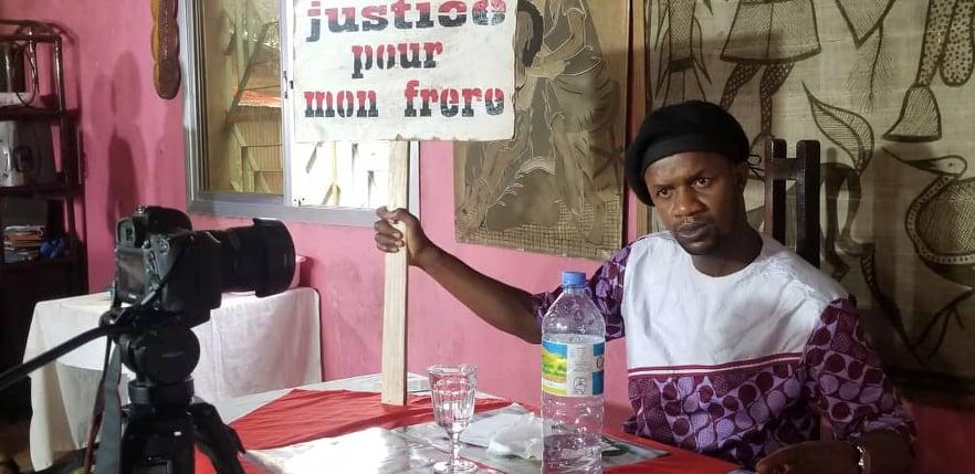 """Cinéma : action """"Mamadou Thug dans faux débat"""""""
