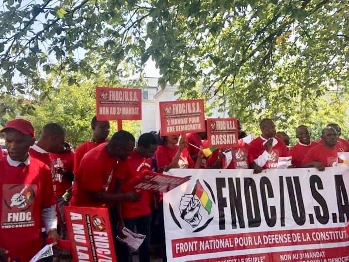 Guinée: une nouvelle arrestation dans les rangs de l'opposition