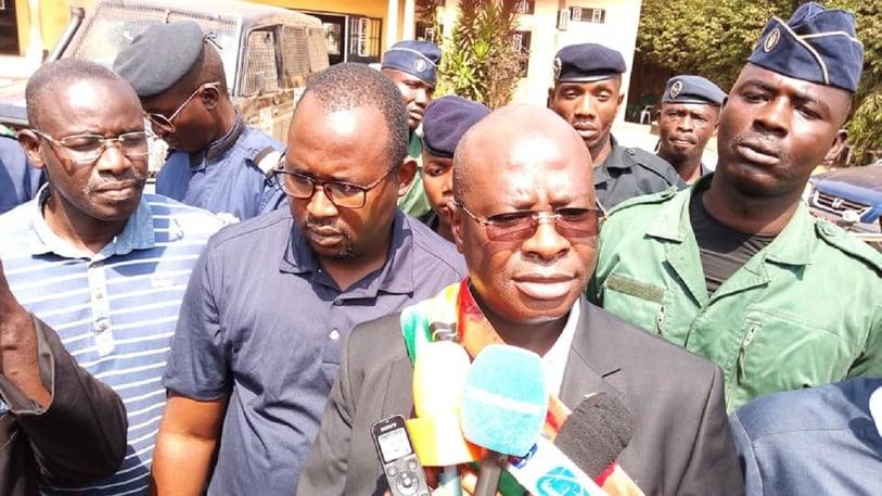 Prolifération des chambres de passe, buvettes et autres dans les marchés: le maire de Matoto veut sévir