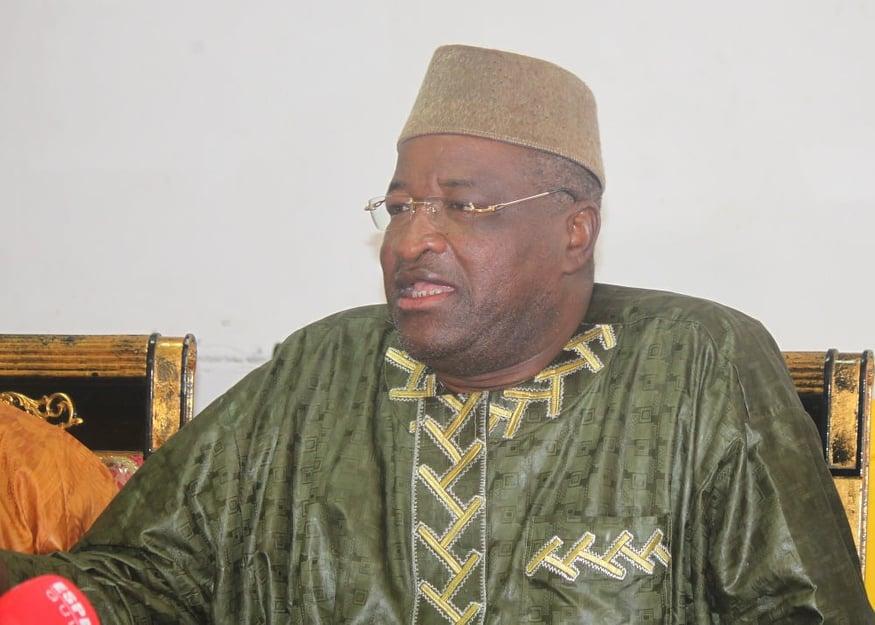 Présidentielle du 18 octobre : Mamadou Sylla de l'UDG dévoile sa ligne de conduite