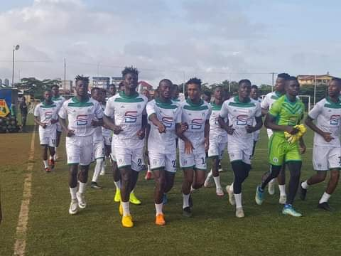 Football : Reprise des entraînements collectifs au Hafia Football club