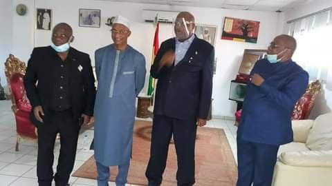 Présidentielle d'octobre : Cellou Dalein veut-il réchauffer son alliance avec Mamadou Sylla ?