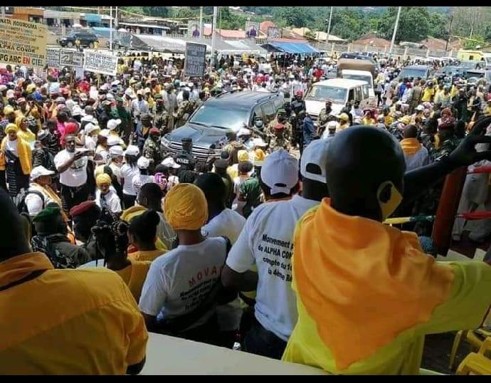 Campagne électorale : retour sur les incidents enregistrés à Labé et Dalaba