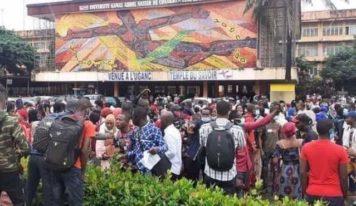 Conakry/Tumulte dans les universités publiques : Les étudiants exigent la baisse des transports