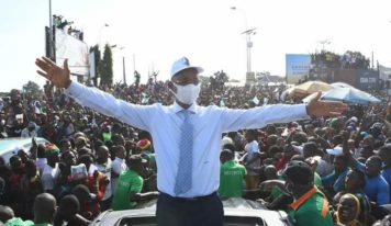 Du monde dans les rues de Conakry: à part Dieu et le jour de la résurrection, seul Dalein peut faire ça (Vidéos)