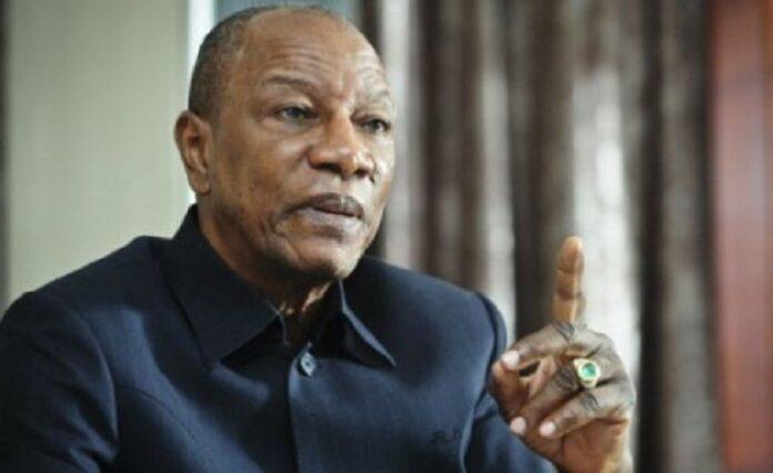 Fermeture des frontières: Alpha Condé porte de graves accusations sur Cellou Dalein et le vice-président de la Sierra Leone