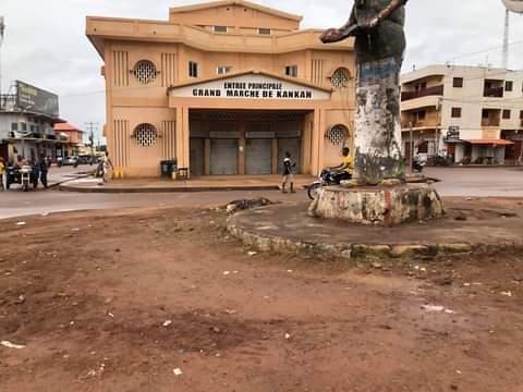Kankan : la manif du MCPHG étouffée par les forces de l'ordre et les transporteurs