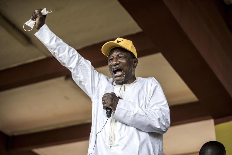 Billet. Un troisième mandat en Guinée, bravo Alpha Condé!
