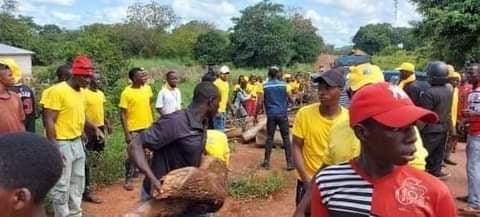 Cellou Dalein empêché d'accéder à Kankan, ses militants violentés