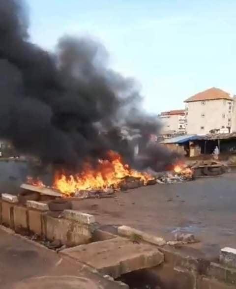 Violences post-électorales : des nouveaux cas de mort enregistrés à Conakry