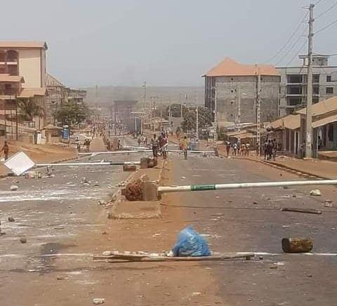 Violences post-électorales en Guinée: des habitants de l'Axe portés disparus