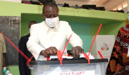 Résultats provisoires de la présidentielle : Alpha Condé rafle 3 communes de Conakry (Ceni)