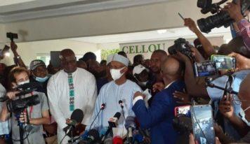 Le Gouvernement guinéen menace de poursuivre en justice Cellou Dalein autoproclamé Président