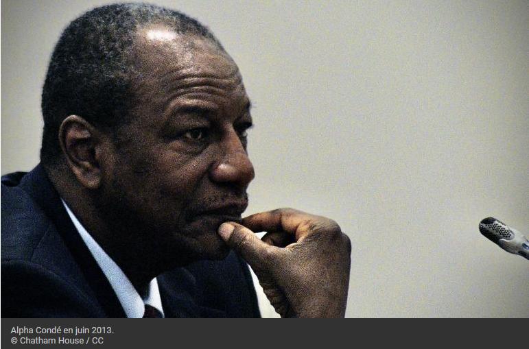 Élection en Guinée : Alpha Condé, de l'opposant historique au symbole de la présidence à vie ?