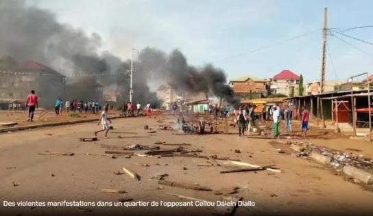 URGENT : des bérets rouges tuent froidement un adolescent à Koloma