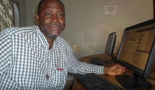 Bambéto : Mamadou Aliou Diakité du journal l'Indépendant dépouillé par des agents de la CMIS