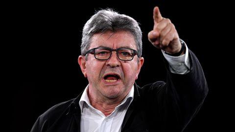 Jean-Luc Mélenchon : «En Guinée, Alpha Condé fait tirer sur son peuple»