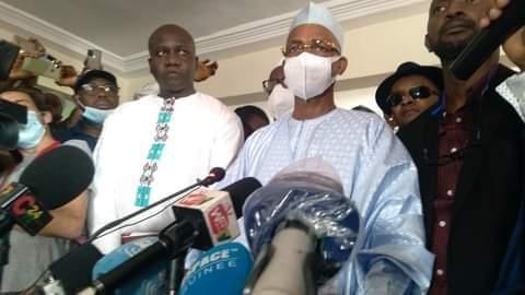 Urgent/Guinée : Cellou Dalein Diallo annonce sa victoire à la présidentielle