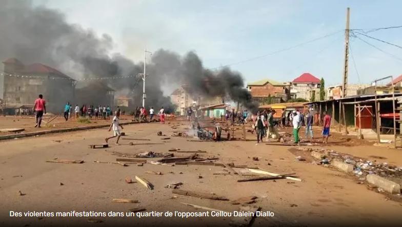 Mariama Ciré Diallo : « mon mari a été brûlé vif »