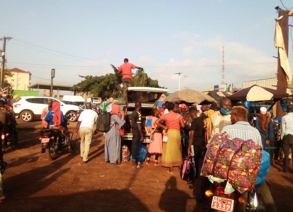 Crise post-électorale en Guinée : rallier les villes de l'intérieur du pays, un casse-tête chinois